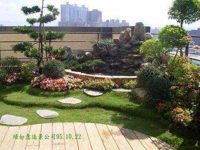 服务项目★★★景观设计阳台造景中西水池设计